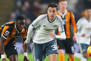 From Italy: Matteo Darmian on the verge of completing Juventus transfer