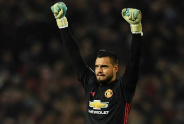 Sergio Romero addresses his future at Manchester United