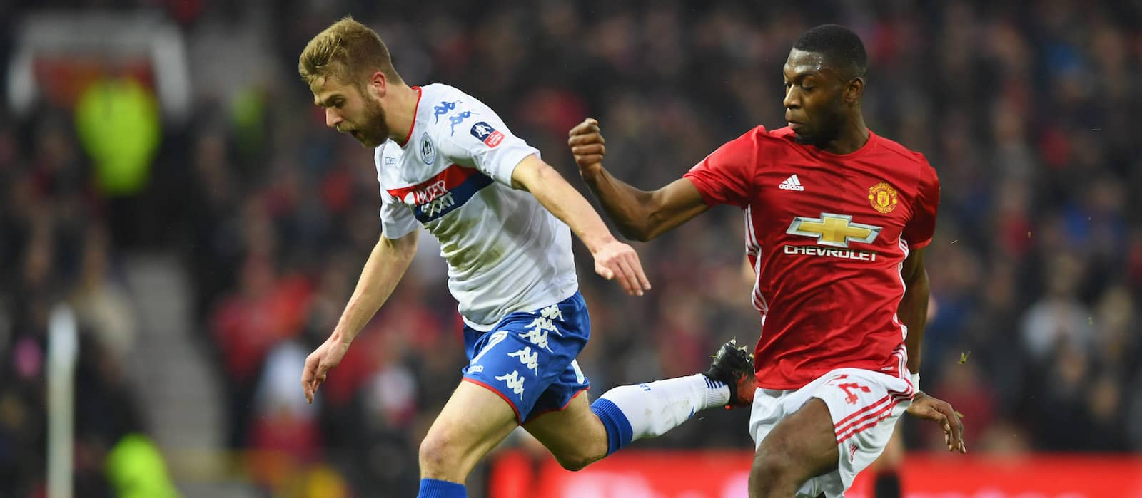 Timothy Fosu-Mensah optimistic about his recovery at Manchester United