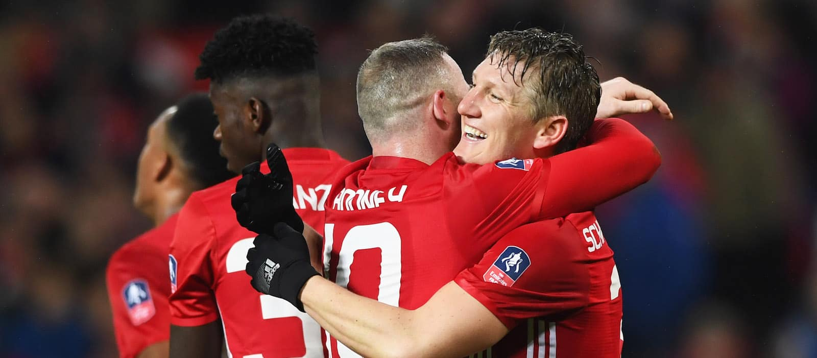 Bastian Schweinsteiger now officially part of Manchester United s