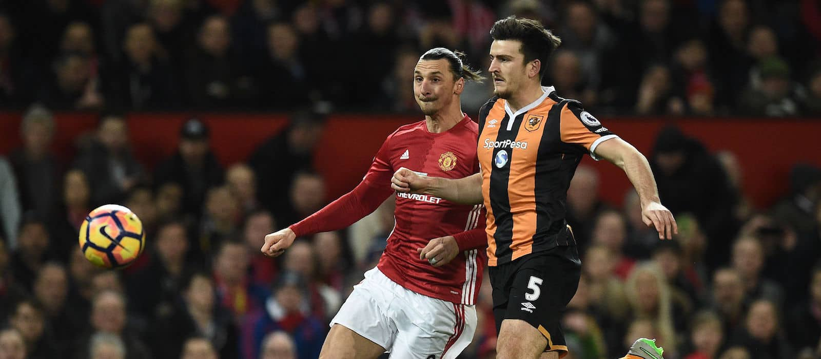 Man United fans furious with Zlatan Ibrahimovic's display against Hull City