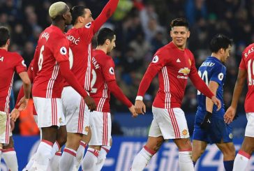 Leicester City 0-3 Manchester United: Player ratings