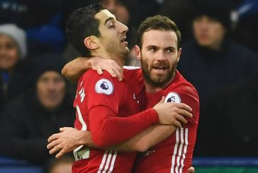 Juan Mata produces wonderful performance against Leicester City