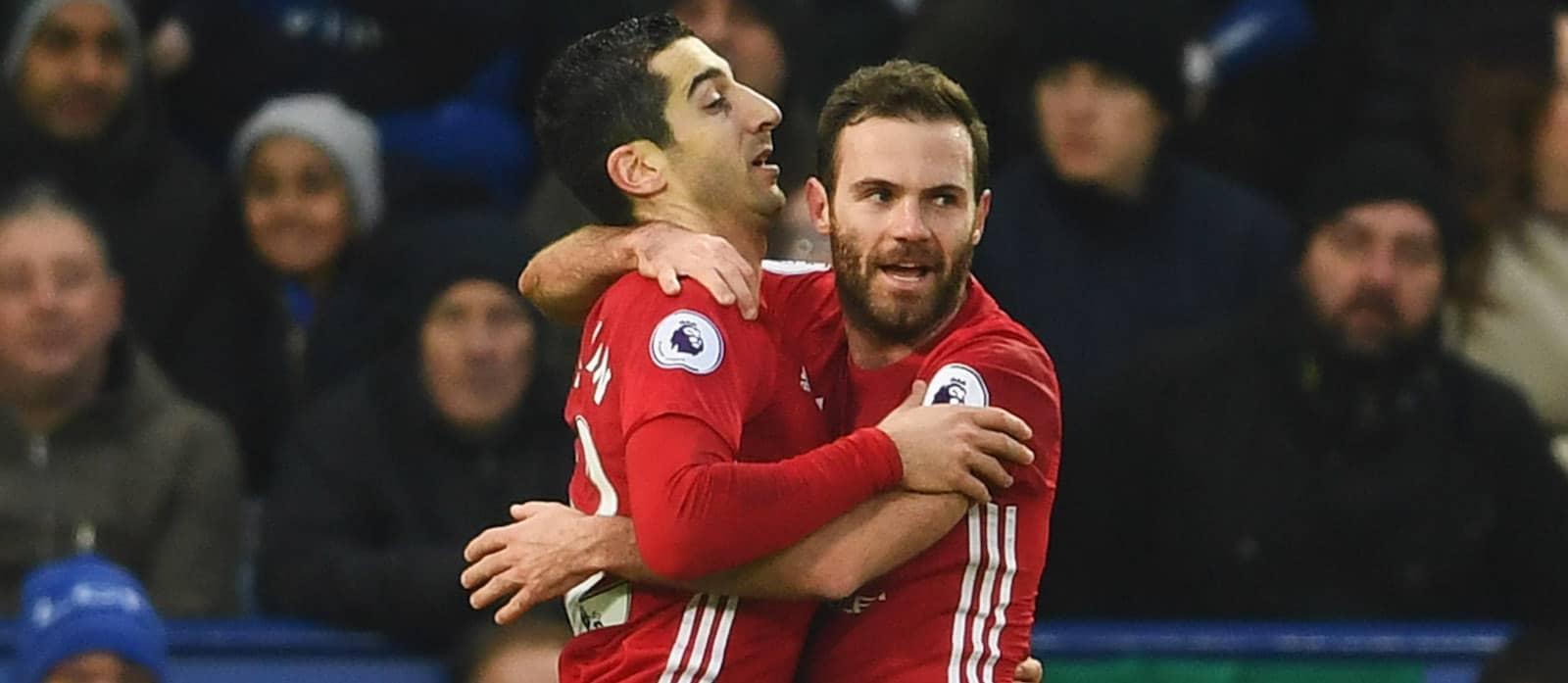 Juan Mata produces wonderful performance against Leicester City