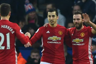 International round-up: Henrikh Mkhitaryan and Marcus Rashford excel, Daley Blind struggles