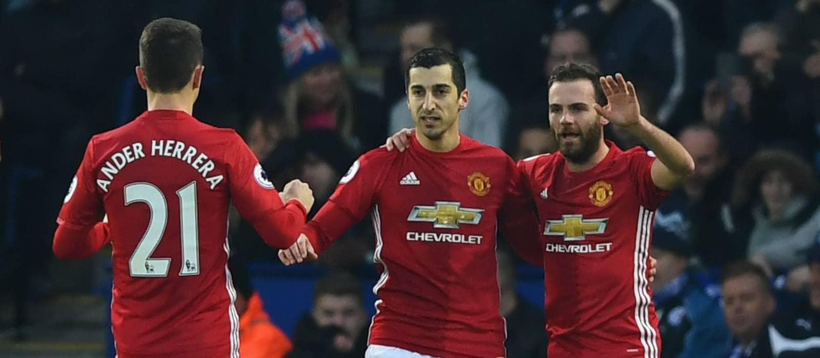 Henrikh Mkhitaryan wins goal of the season with Sunderland scorpion kick