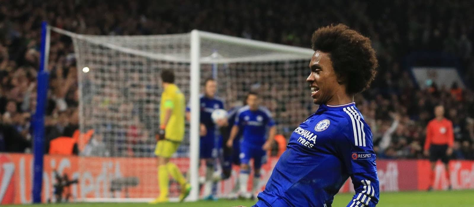 Manchester United target Willian reveals special relationship with Jose Mourinho