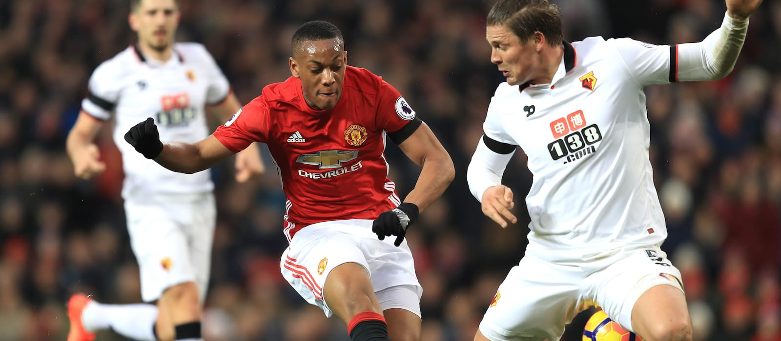 Mikael Silvestre backs Anthony Martial to succeed at Manchester United next season
