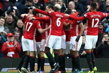 Manchester United 3-0 St. Etienne: Player ratings