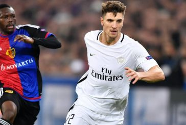 Manchester United keeping tabs on PSG's Thomas Meunier: report