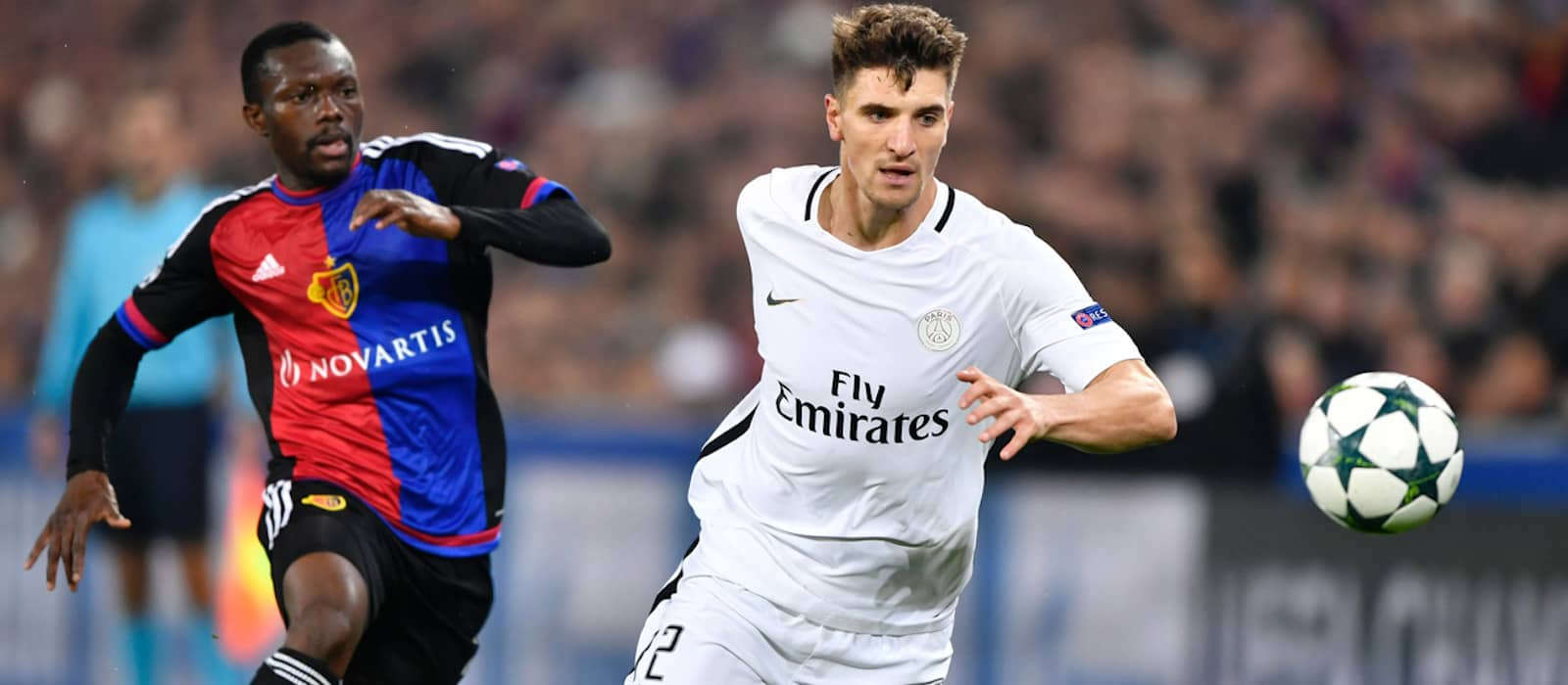 Paris Saint Germain defender Thomas Meunier reveals he's a big Man United fan