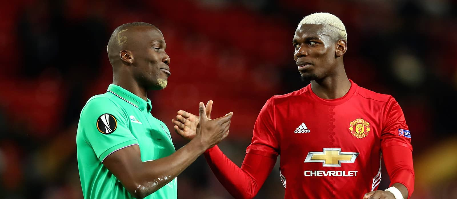 Man United fans delighted with Paul Pogba's performance against St. Etienne