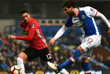 West Bromwich set to launch £10million bid for Manchester United defender Chris Smalling – report