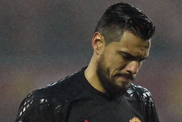 Sergio Romero has two options for January exit from Man United
