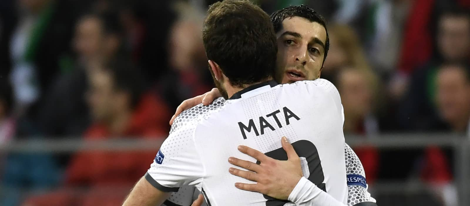 Henrikh Mkhitaryan proves he's one of Man United's best performers