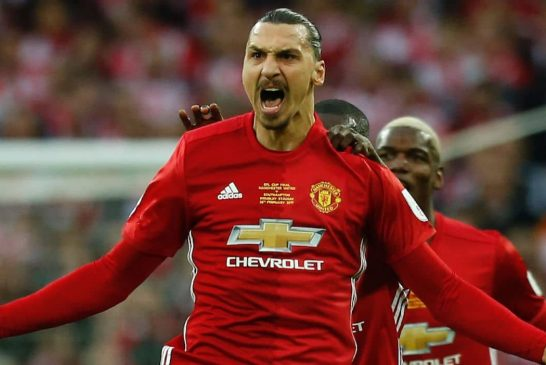 Zlatan Ibrahimovic's incredible clearances, counter attack and goal vs Southampton