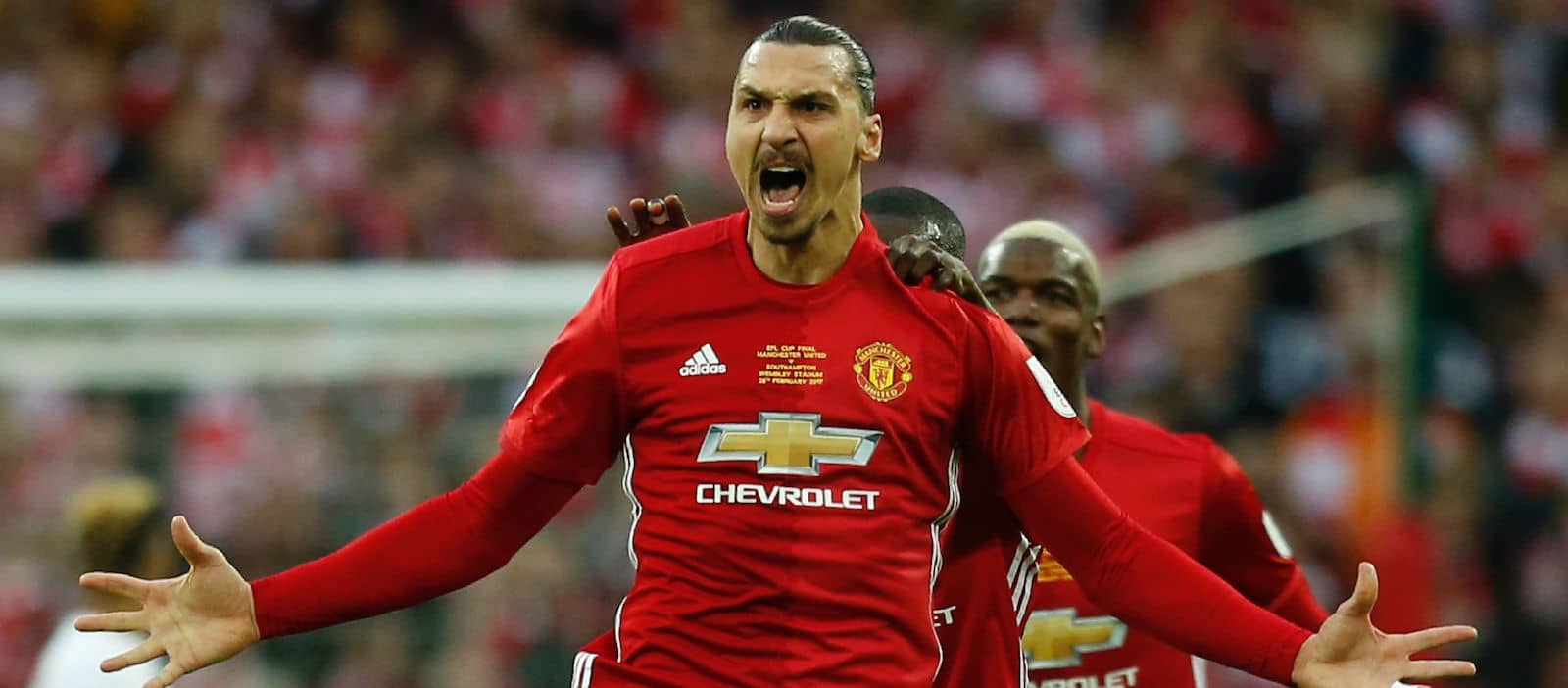 Jose Mourinho reacts to reports of Zlatan Ibrahimovic's new Manchester United deal
