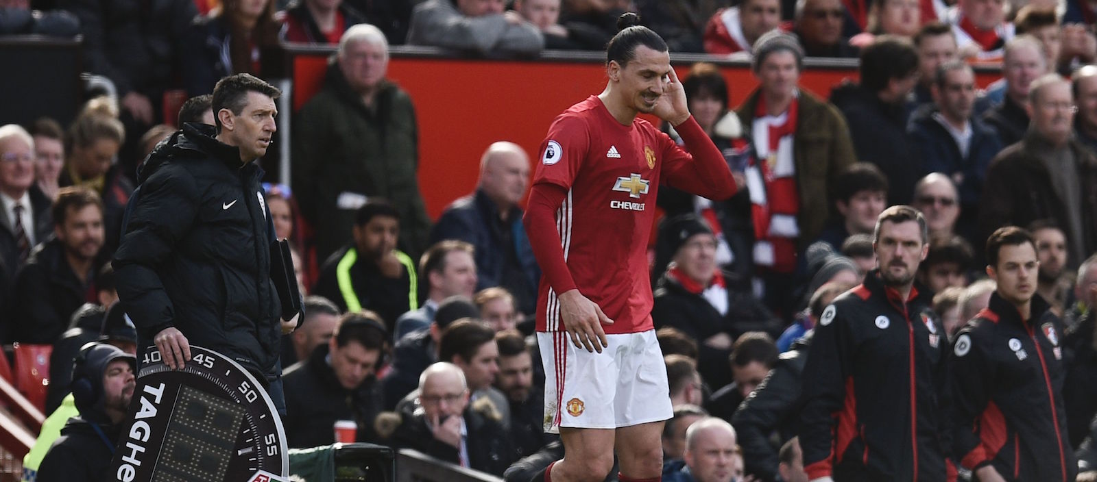 Jose Mourinho plays down talk of Zlatan Ibrahimovic joining LA Galaxy in March