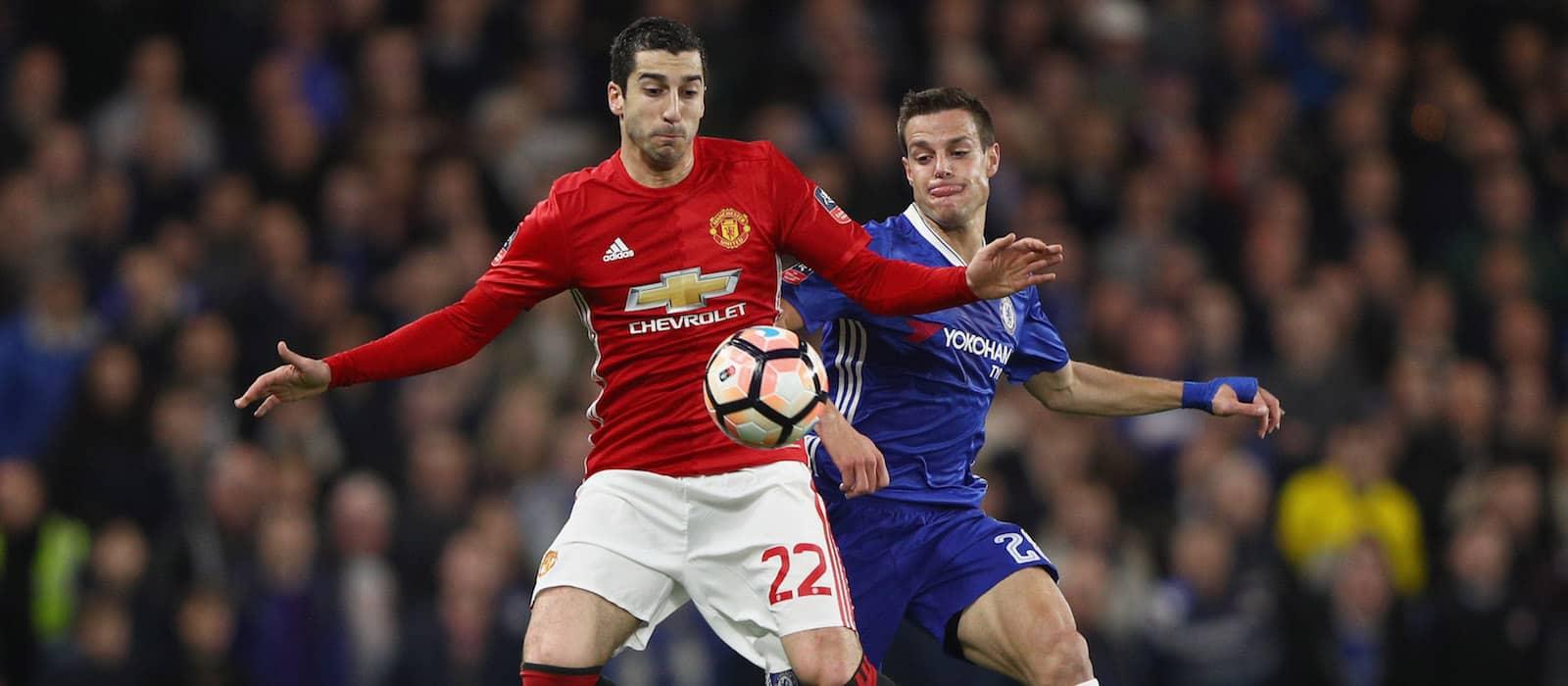 Man United fans delighted with Henrikh Mkhitaryan's performance against Sunderland