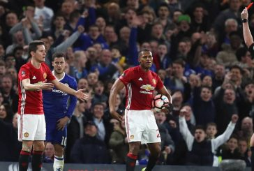 Manchester United fans delighted with Antonio Valencia's performance against Chelsea