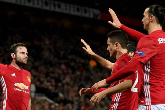 Manchester United could lose Ander Herrera and Juan Mata: report