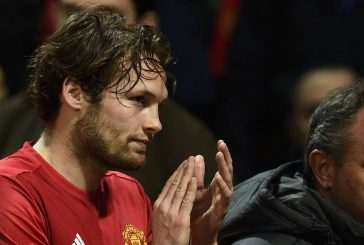 Manchester United fans not impressed with Daley Blind's performance against Celta Vigo