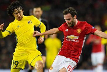 Juan Mata produces effervescent display against FC Rostov