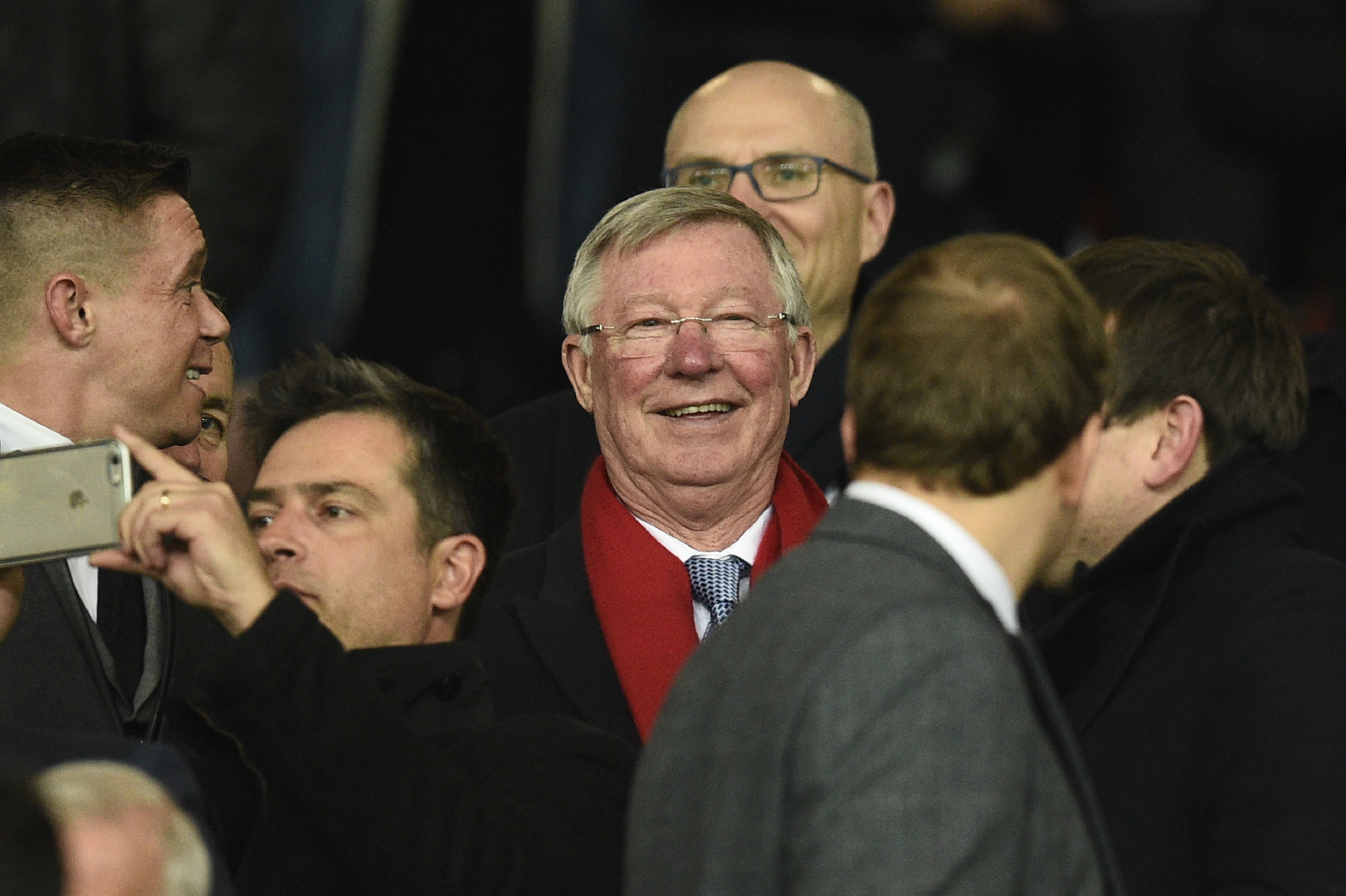 Sir Alex Ferguson reveals he was nervous before making return to Old Trafford