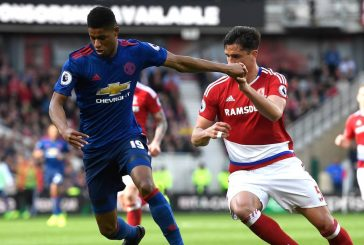 Jose Mourinho: Marcus Rashford was phenomenal against Middlesbrough