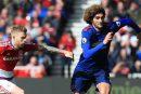 Marouane Fellaini suffers broken toe on international duty with Belgium