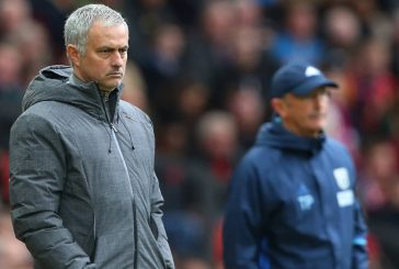 Jose Mourinho reacts to Manchester United 0-0 West Brom