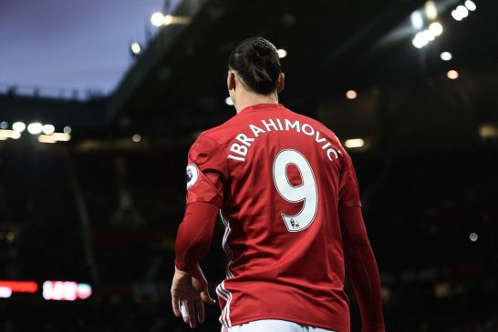 Nemanja Vidic not surprised by Zlatan Ibrahimovic's success at Manchester Untied