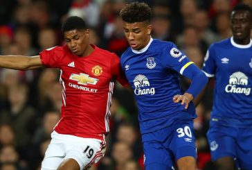 Manchester United 1-1 Everton: Player ratings