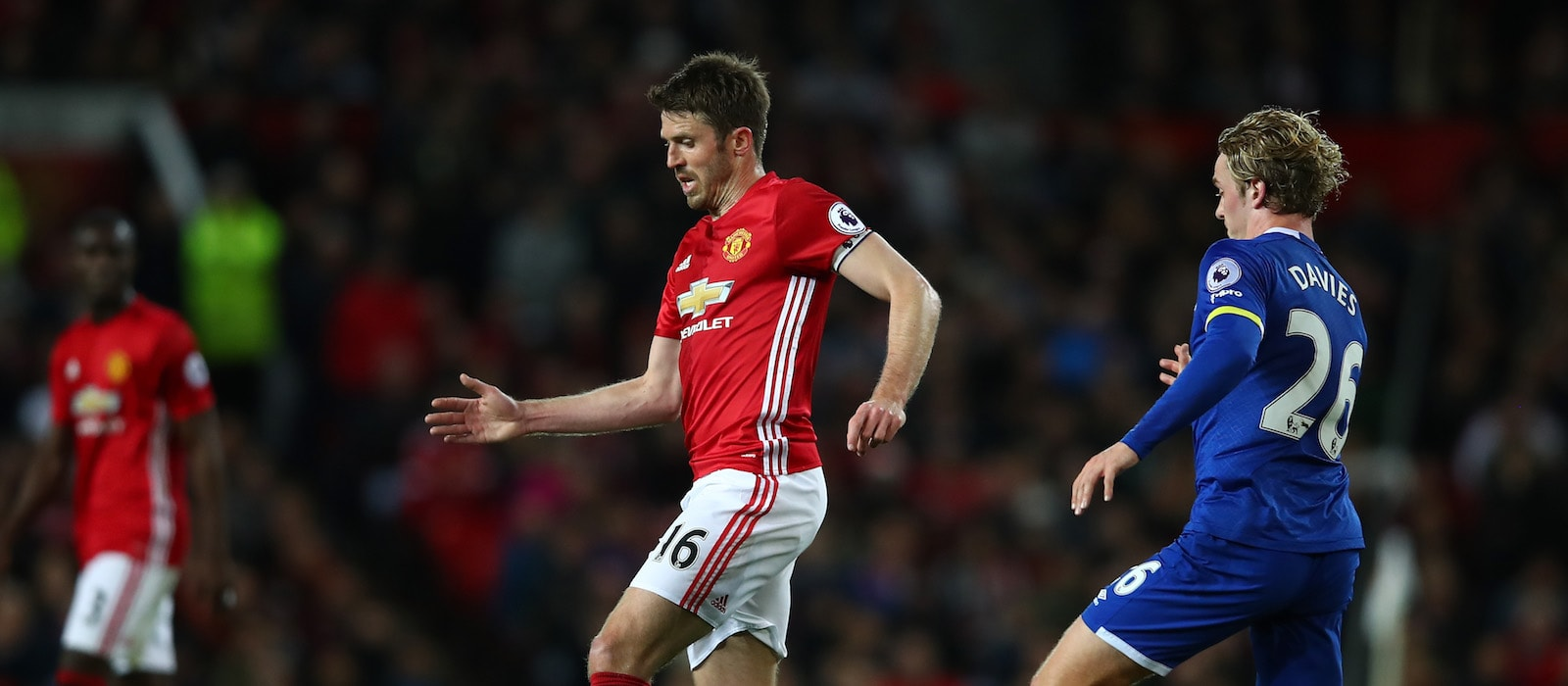 Michael Carrick urges Manchester United to improve in the Premier League this season