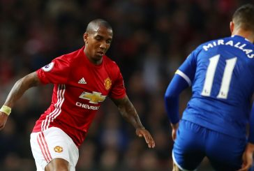 Ashley Young unsure about his future at Manchester United