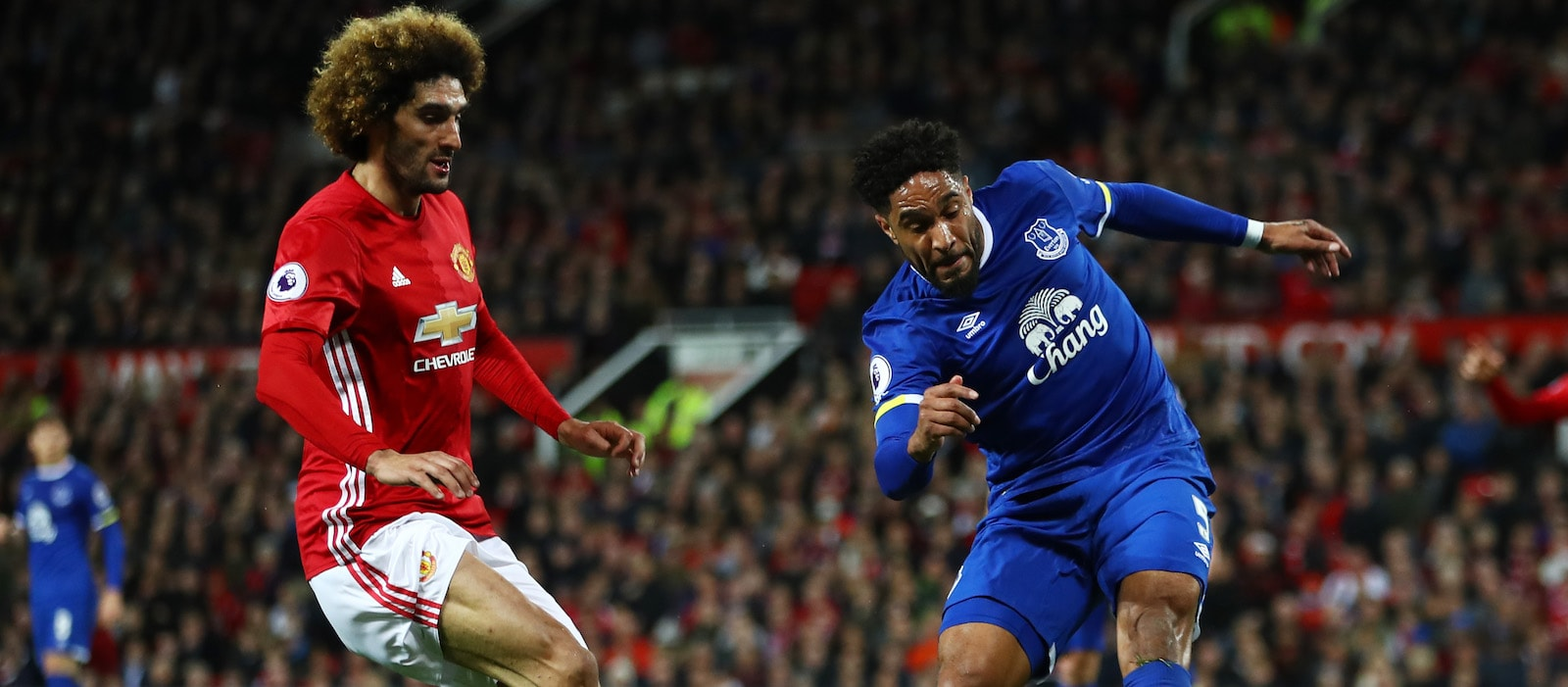 Manchester United fans full of praise for Marouane Fellaini's performance against Chelsea