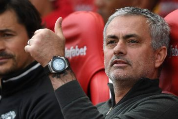 Jose Mourinho confirms three starters against Real Madrid