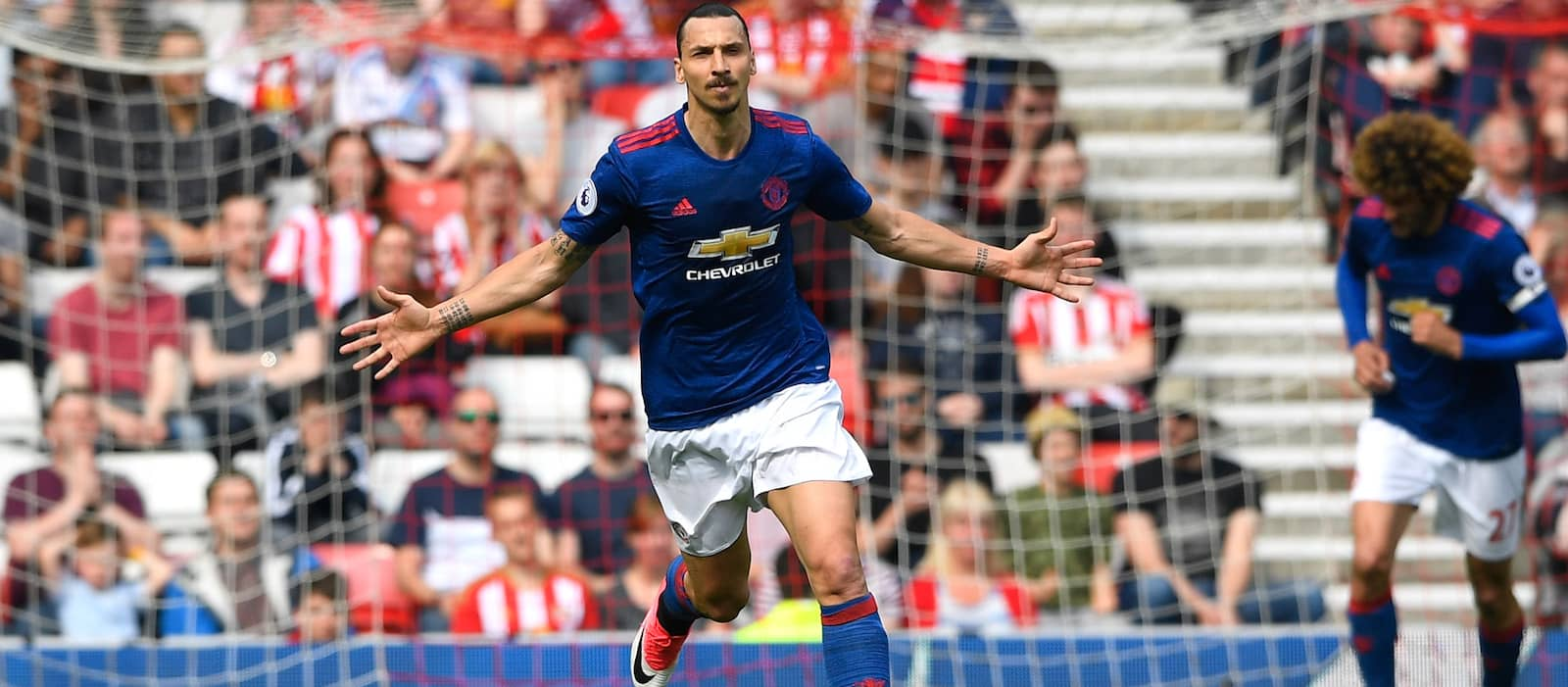 Jose Mourinho explains where Zlatan Ibrahimovic will play next season