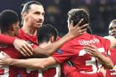Zlatan Ibrahimovic expected to miss the rest of the season with injury