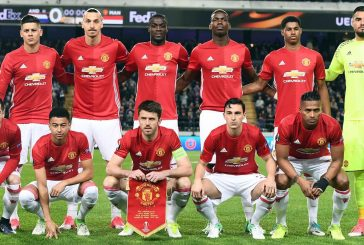 Potential XI vs Anderlecht: Michael Carrick, Henrikh Mkhitaryan and Luke Shaw return