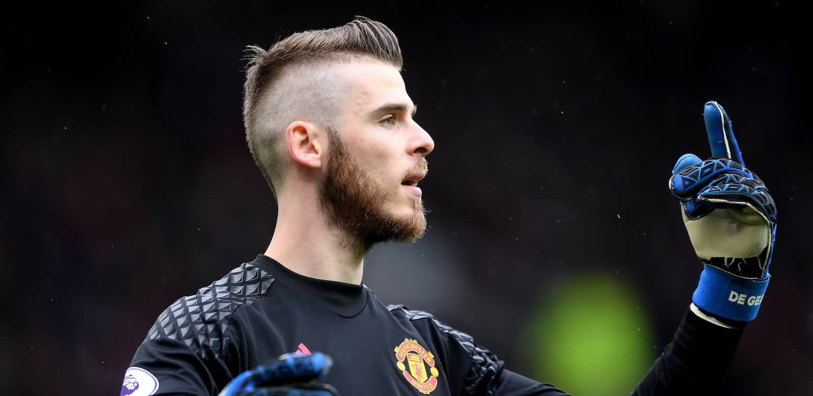 Mourinho explains when David de Gea will play for Manchester United