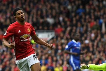 Marcus Rashford discusses Zlatan Ibrahimovic's influence at Manchester United