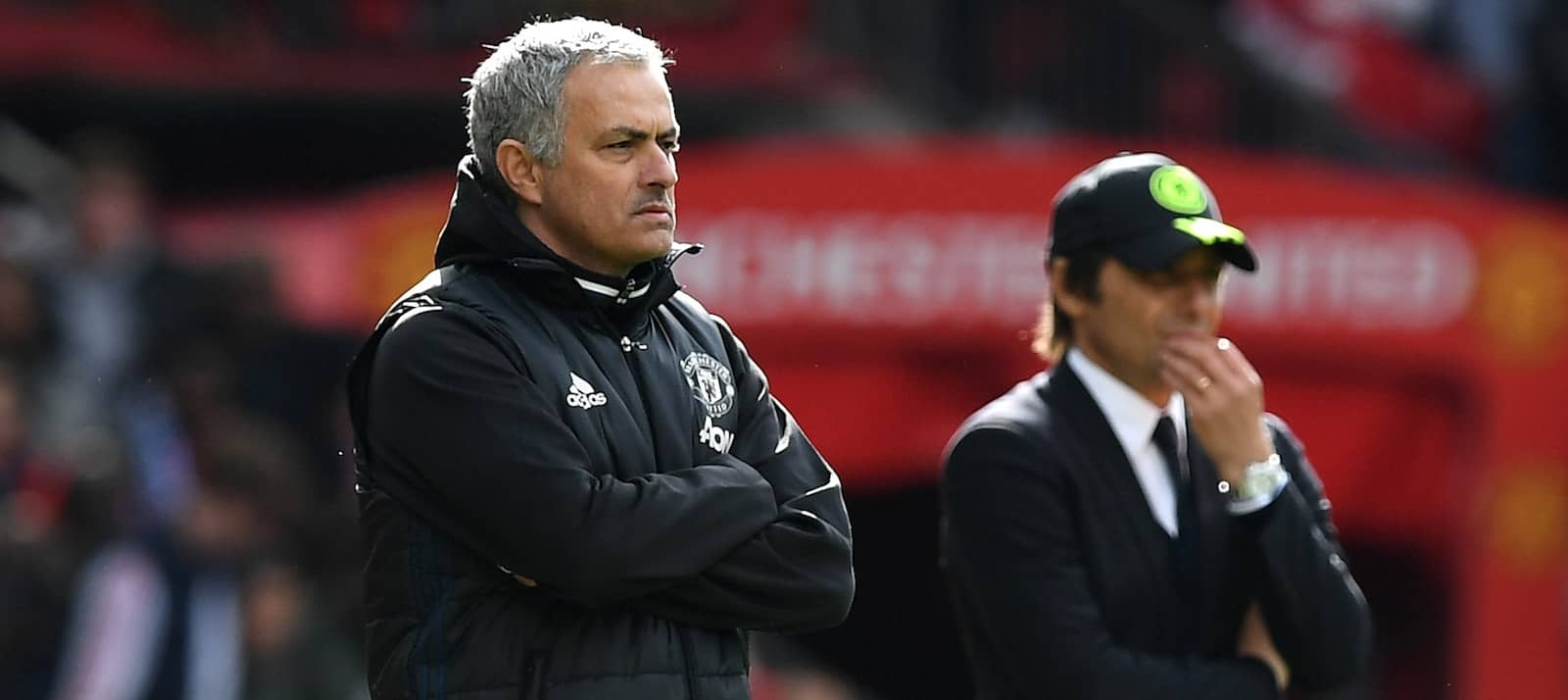 From Italy: Antonio Conte wants to replace Jose Mourinho at Manchester United