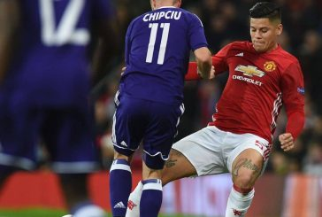 Jose Mourinho confirms Marcos Rojo will return to action by December