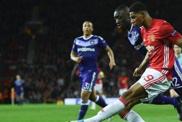 Jose Mourinho full of praise for Marcus Rashford following Anderlecht win