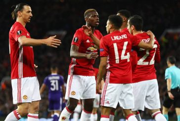 Michael Carrick discusses Marcos Rojo and Zlatan Ibrahimovic injuries following Anderlecht win