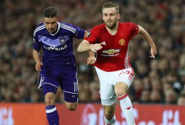 Jose Mourinho discusses Luke Shaw's performance against Anderlecht