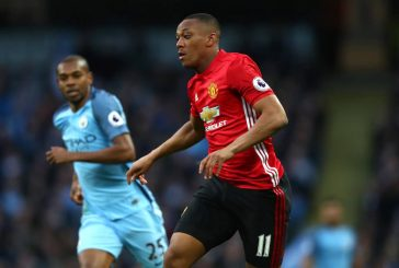 Man United fans not impressed with Anthony Martial's performance against Man City