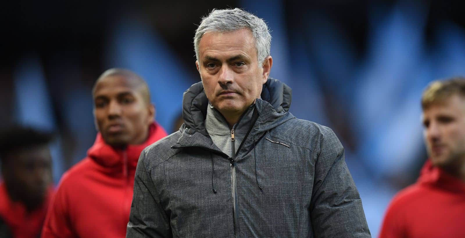 Jose Mourinho offers reminder of European success at Manchester United