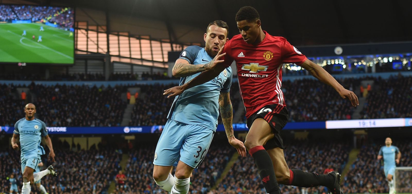 Ji-sung Park believes Marcus Rashford can be one of Manchester United's best players